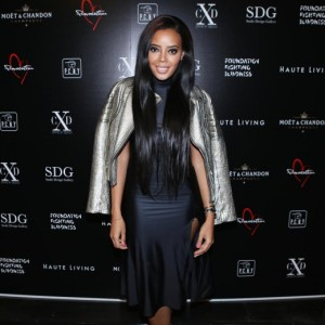 Angela Simmons Charity