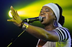 India Arie Byron Bay Bluefest