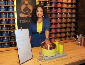 Oprah Winfrey Teavana Fine Teas