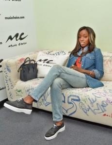 Estelle Music Choice in New York City