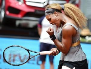 Serena Williams Win