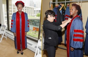 Viola Davis Doctor of Fine Arts