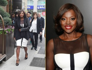 Viola Davis the Entertainment