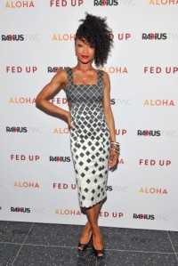 Yaya DaCosta Fed Up