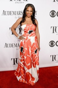 Audra McDonald red carpet