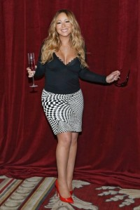 Mariah Carey Launch