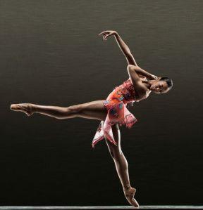Ashley Jackson Ballerina