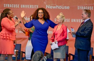 Oprah SI Newhouse