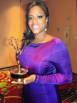 Nicole Johnson- Emmy Winning Journalist