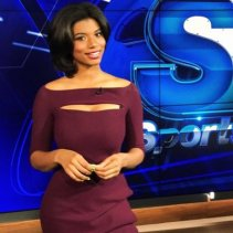 Taylor Rooks- Sports Broadcaster & Journalist