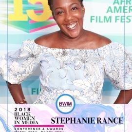 Stephanie Rance